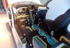 Quand PSA  Groupe se projette dans la conception d'un véhicule à la fois hybride et électrique