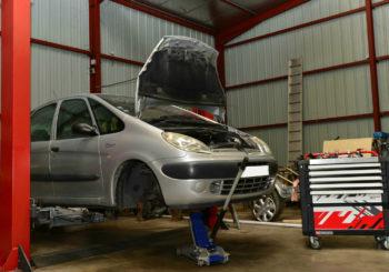 L'état des voitures françaises en mauvaise posture