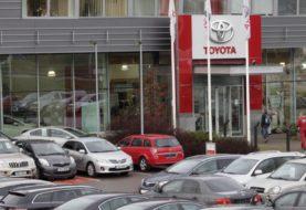Toyota est confrontée à une baisse considérable de ses profits
