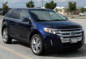 Ford Edge, quand la puissance rime avec style, confort et modernité