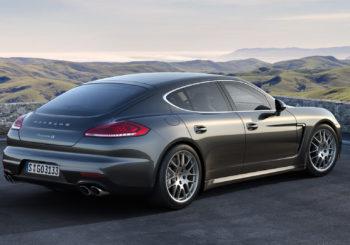 La Porsche Panamera connait un changement plutôt important