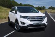 Ford Edge fait son entrée sur le territoire européen