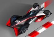 Conception d'une nouvelle Formule E : une collaboration de Mahindra et Pininfarina