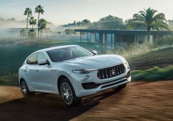 Maserati en quête d'un marché européen avec la Levante
