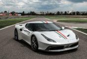 Une personnalisation de la Ferrari 458