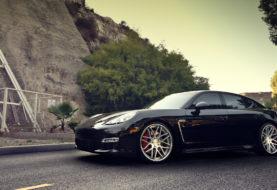 La valeur privilégiée de deux voitures sportive Porsche