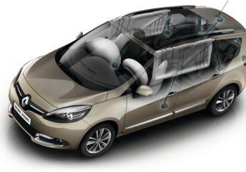 Renault a étudié avec minutie la conception du modèle Grand Scénic